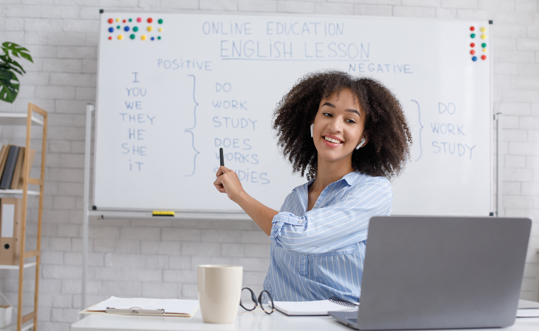 Our Online Teaching Platform Is Build for You
