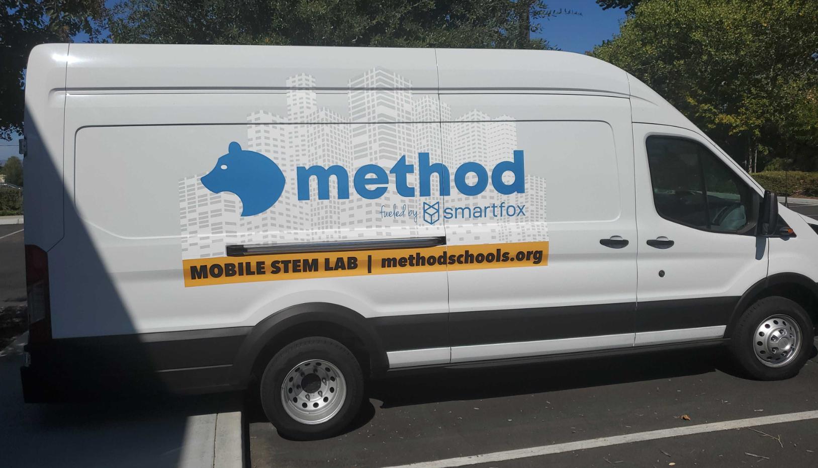 method stem van teach squad