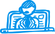 online tutoring icon